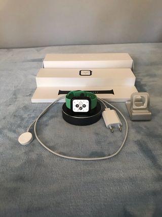 apple watch 4 reloj inteligente