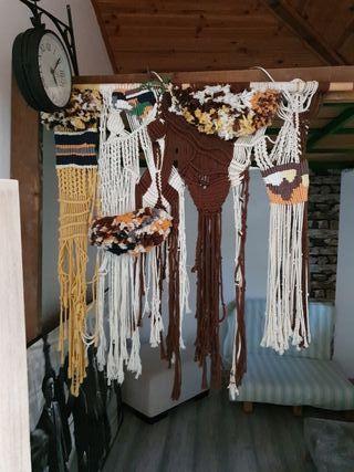 macrame tapiz