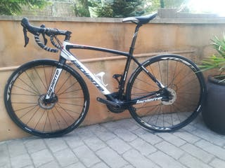 bicicleta de carretera lapierre disc carbono