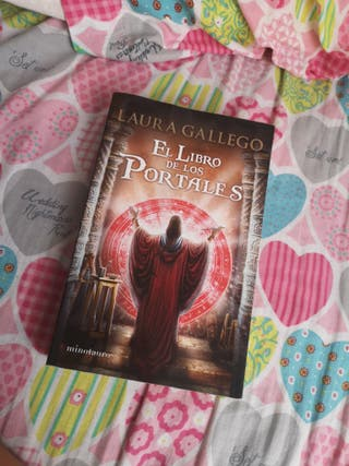 El libro de los portales Laura Gallego