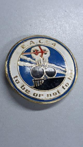 Insignia militar escuadron aéreo