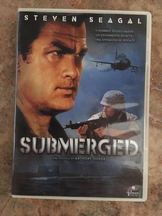 Dvd Submerged Steven seagal