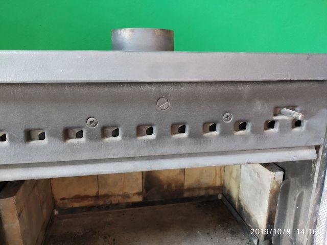 Estufa Dovre hierro fundido 8 KW