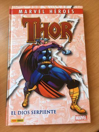Thor. El dios serpiente.