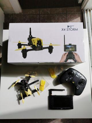 drone carreras fpv