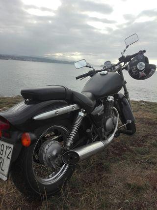 suzuki gz marauder 125cc