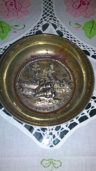 cenicero vintage