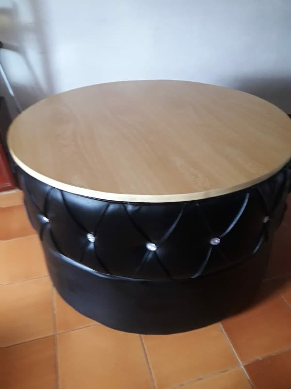 mesa de sofa marroquí