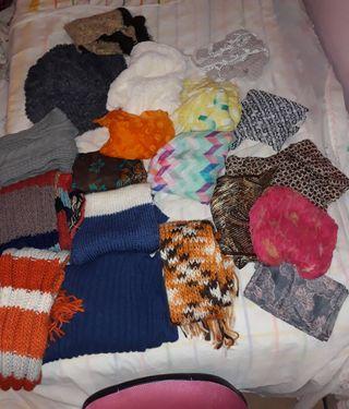 Bufandas y pañuelos