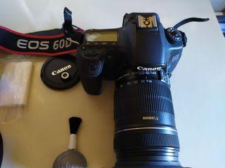 Cámara réflex - Canon EOS 60D