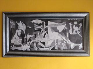 """Cuadro decorativo """"El Guernica"""""""
