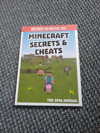 Minecraft secrets & cheats book