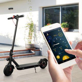 Patinete eléctrico scooter APP foco tipo xiaomi