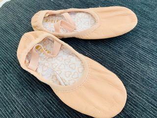 Maillot de ballet fille, chassures et colants