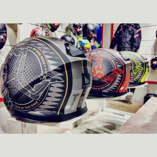 Casco para Moto MT Helmets THUNDER3 SV ISLE OF MAN