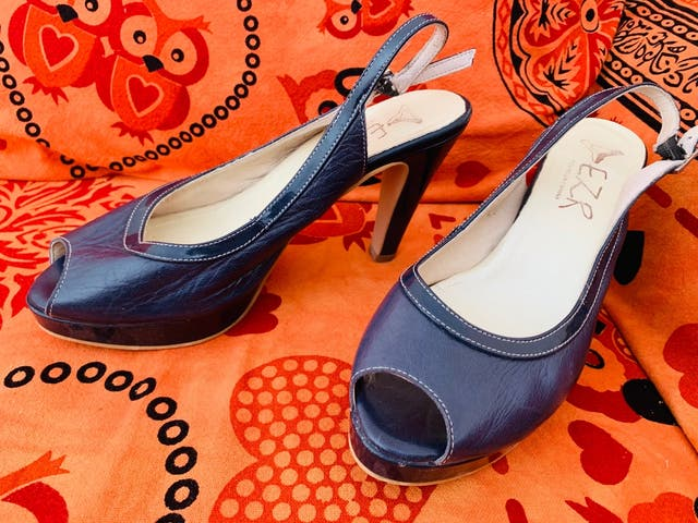 chaussures femme d'occasion taille 40