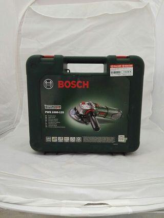 AMOLADORA BOSCH PWS 1000125