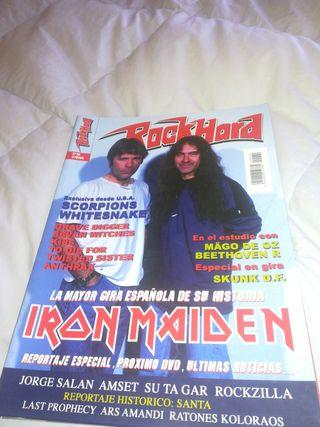 revista rock hard