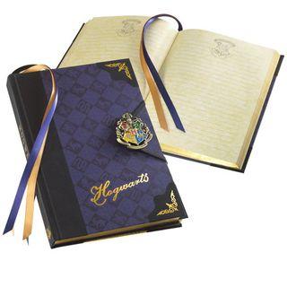 Diario Hogwarts Harry Potter Edición Limitada