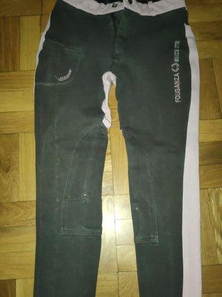 Pantalón Hípica talla 12 años