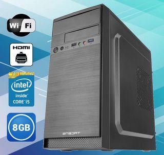 Pc Sobremesa Intel Core I5 3,10GHZ 8Gb 500 HDD