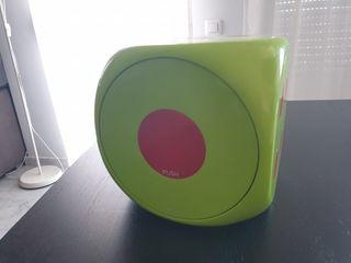 Dado porta CDs vintage