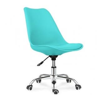 silla oficina turquesa NUEVA, varias