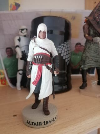 Altair assassins creed