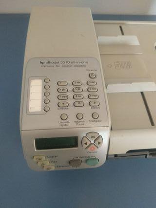 Impresora scanner HP OFFICEJET 5510 ALL-IN-ONE