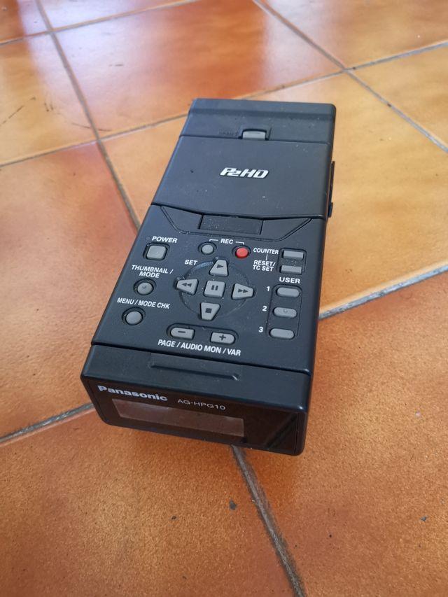 Panasonic AG HPG10E P2 HD