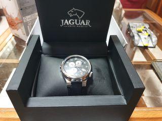 Reloj Jaguar con caja, manuales, etc...