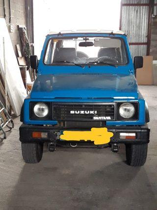 Suzuki Samurai 1989