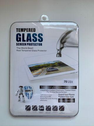 Cristal templado iPad 2/3/4
