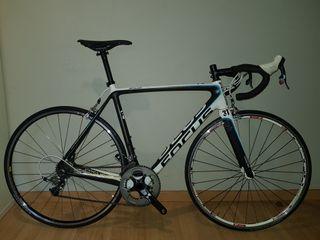 Bicicleta Focus Izalco Team(carbono) talla-L o 56