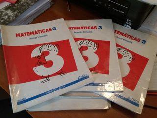 libro matematicas 3 primaria