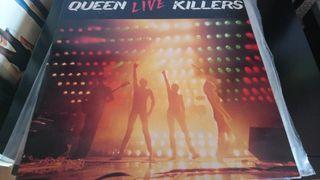 Queen - Live Killers vinilo, 2lps,