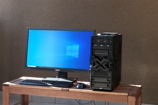 Ordenador PC Sobremesa Gaming Workstation completo
