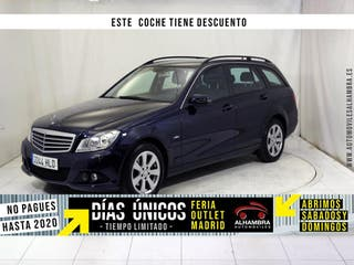 Mercedes-Benz Clase C ESTATE 200 CDI BLUE EFFICIENCY