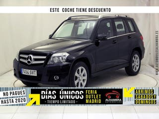 Mercedes-Benz Clase GLK GLK 220 CDI 4MATIC BE AUTO 4X4