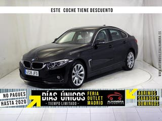 Bmw Serie 4 GRAN COUPE 418D