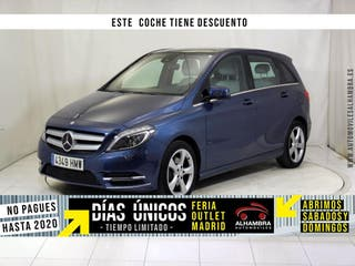 Mercedes-Benz Clase B 200 CDI BLUE EFFICIENCY