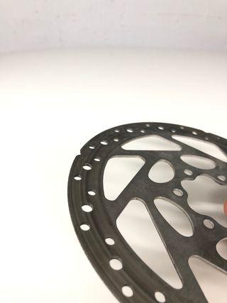 Pareja de discos shimano 160mm