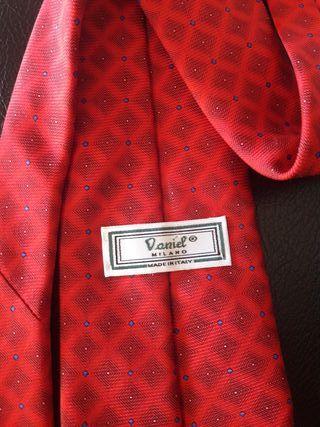 corbata seda italiana