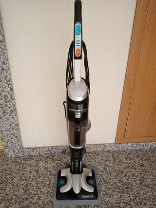 aspirador rowenta dual clean & Steam sin bolsa