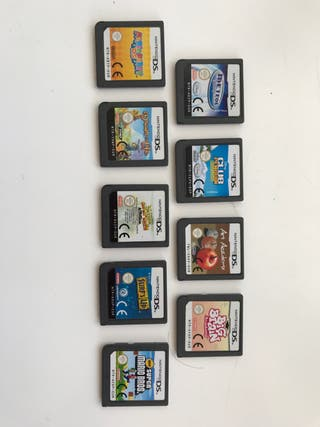 Videojuegos Nintendo DS