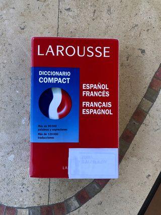 Diccionario de francés.