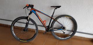 bicicleta ktm aera