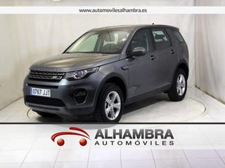 Land-Rover Discovery Sport 2.0 TD4 AUTO 4X4 SE