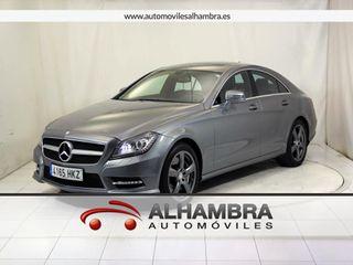 Mercedes-Benz Clase CLS CLS 500 4MATIC BLUE EFFICIENCY AUTO