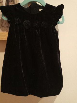Vestido Kiabi talla 18 meses